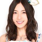松井珠理奈さんの腕時計(AKB48)