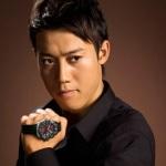錦織圭さんの腕時計