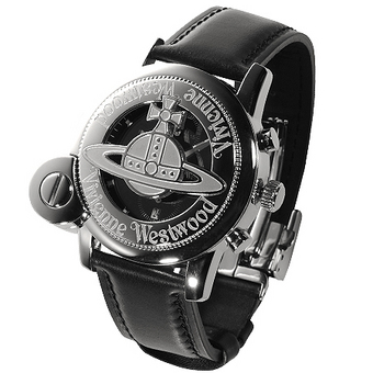 中島健人さん着用のヴィヴィアンウエストウッド腕時計
