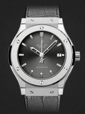 Hublot Classic Fusion Titanium Racing Grey