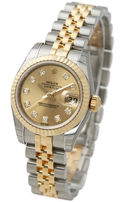 ROLEX Oyster Perpetual Datejust 179173G